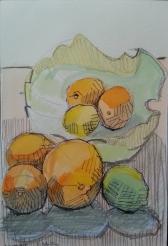 orange, lime, lemons 2